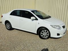 Used Cars for Sale Cairns Used Toyota Corolla, Riding Gear, White Bodies, First Car, Cairns, Used Cars, Cars For Sale, Wheels, Bike