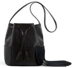 Freedom of Animals Nikki Bucket Bag