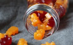 Carrot and Beet Vitamin Gummies [Vegan, Gluten-Free] | One Green Planet