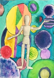 Check out student artwork posted to Artsonia from the Manikin Emphasis project gallery at Asa Low Intermediate School.