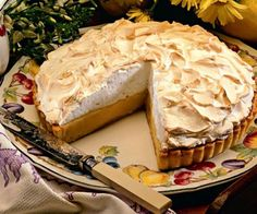 Lemon meringue pie is a classic, and for good reason; tart, sweet and with a delectable buttery biscuit base, it has been a firm favourite for years. This vintage version from the Australian Women's Weekly is an easy lemon meringue pie you'll love.