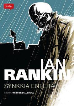 PULP-pokkari: Ian Rankin - Synkkiä enteitä. #egmont #sarjakuva #sarjis