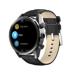 kospet hope 3g+32g 4g-lte watch phone 1.39' amoled ip67 wifi gps/glonass 8.0mp android7.1.1 smart watch Sale - Banggood.com Samsung Accessories, Burgundy Hair, Wearable Device, Smart Bracelet, Shop Usa, Watch Sale, Mobile Phones, Watch Bands, Smart Watch