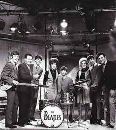 Helen Shapiro and the Beatles