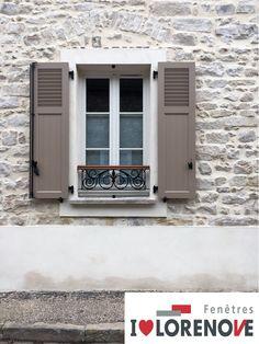 une réalisation signée lorenove porte fenêtre pvc et volets