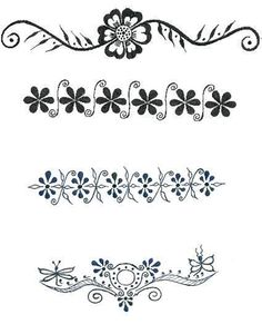 For my wrist...I like them all! #tattoo