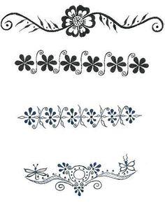 For my wrist...I like them all! #tattoo