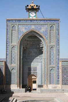 Jameh Mosque of Kirman, 1350, Iran