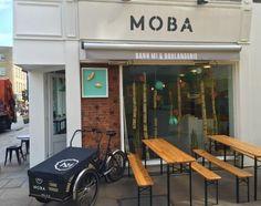 MoBa: Summer menu items and design