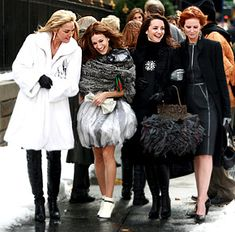 Sex and the City - SATC Fashion Thread #9: Because no other TV show has ever looked so good! - Page 3 - Fan Forum