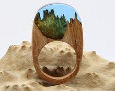 resin ring – Etsy
