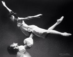 Gelsey Kirkland and Ivan Nagy in Kenneth MacMillan's Romeo and Juliet.