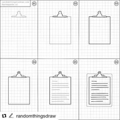 "If you'd like to learn how draw with simple step by step tutorials check out @randomthingsdraw! Found them a little while ago and have been meaning to share them with this lovely resource with you! Drawing is something I believe anyone who has the interest patience and willingness to learn can do The whole thing about ""I can't draw"" is understandable but nonsensical to me. You totally could if you wanted to and worked at it Everyone learns and progresses at a different pace the important…"