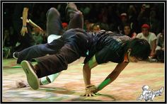 Bboy Pop    You may think it's difficult......but it's even harder