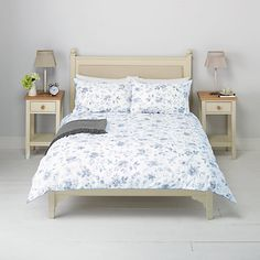 Buy John Lewis Claire Floral Bedding Online at johnlewis.com