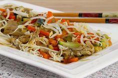 ¡Me encanta la comida asiática! y esta receta es una de mis favoritas. La hice este pasado domingo para hija mayor y para mí (a la peque y a mi marido no les va mucho este tipo de cocina) y … Continuar leyendo →