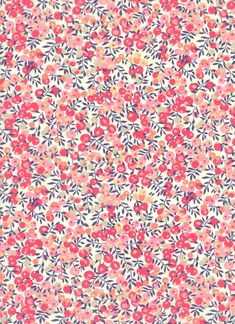 Wiltshire D from Classic Collection. Cotton Liberty Tana Lawn Liberty Art Fabrics (the British print house known for its mood-lifting florals since Cute Wallpaper Backgrounds, Cute Wallpapers, Iphone Wallpaper, Kate Spade Wallpaper, Liberty Fabric, Liberty Print, Surface Pattern Design, Pattern Art, Motif Floral