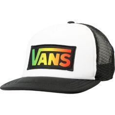 Vans Girls Norm Black   Rasta Trucker Hat at Zumiez   PDP Dope Hats be66cd4c4c1