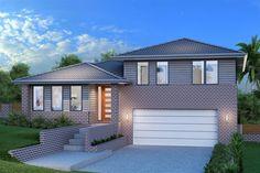 Regatta 264 - Split Level, Home Designs in Port Macquarie   G.J. Gardner Homes