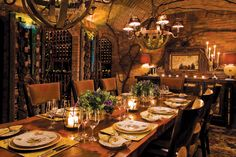 Private wine cellar images   WORDLESS WEDNESDAYS: Private Dining in a Wine Cellar