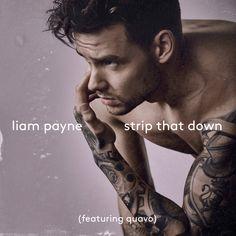 "Liam Payne laza single debut como solista ""Strip That Down"""
