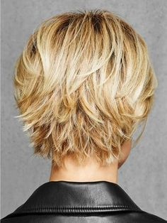 Hairdo Wigs - Textured Fringe Bob ( Wig Features: Heat Friendly See Heat Friendly Care Full, side sweeping fringe and chin-length layered sides beautifully blend into textured layers at the nape for a no-fuss, contemporary silhouette. Choppy Bob Hairstyles, Short Hairstyles For Women, Pixie Haircuts, Short Choppy Layered Haircuts, Haircut Short, Layered Hairstyles, Trending Hairstyles, Hair Short Bobs, Haircut Bob