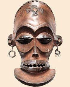 Image result for primitive african masks