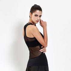 c0c9d73993 VEAMORS Dames Yoga Shirts Tops Uitgehold Ademend Fitness Sport T-shirts Gym  Running Vest Tank Tops Workout Vrouwelijk T-shirt