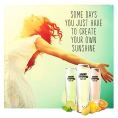 Pavino Sgroppino - Some days you just have to create your own sunshine