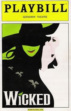Wicked on Broadway.... I wanna actually see it on Broadway... if Wicked not ava. We can comprimise.
