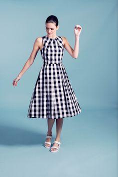 Rachel Antonoff Spring 2015 Ready-to-Wear.