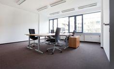 Vollausgestattete und renovierte Büroräume am Harras (München-Sendling) #Büro, #Bürogemeinschaft, #Office, #Coworking, #München, #Munich