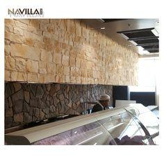 Navilla Stone----Manufactured Stone & Brick Veneer Supplier in China Manufactured Stone, Artificial Stone, Stone Veneer, Brick, Restaurant, Ideas, Design, Diner Restaurant
