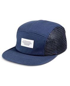 WeSC Men's Mesh 5-Panel Hat