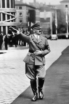 """Simile: """"It looked like the newsreels of Hitler and the Italian one with the name that sounds like fettuccine""""(Alvarez 131). This is a simile because it uses the word like to compare the way the girls were standing to the time period when Hitler was taking over Germany and the German's had to stick their right hand out in order to salute to him just as the girls were doing."""