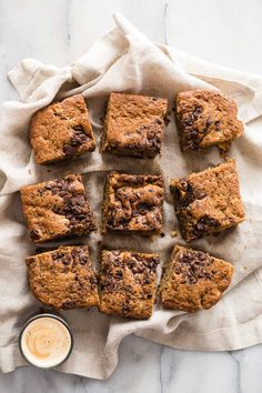 Simply the best espresso coffee cake with dark and white chocolate chunks and crushed chocolate espresso beans