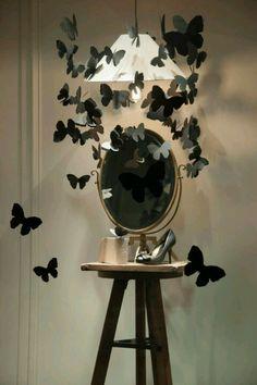 Lanvin Paris window display- obsessed