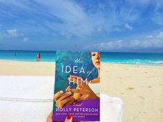 """The Idea of Him is a coming-of-age book for grown ups. It's fast-paced and intriguing, glamorous and real-not only a great, great read but a tutorial in how to be your own best friend."" – Elin Hilderbrand , author of BEAUTIFUL DAY"