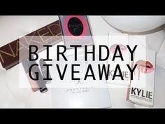 Birthday Giveaway | Anna Radha
