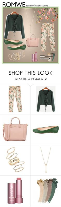 """""""Green T-Shirt"""" by leaff88 ❤ liked on Polyvore featuring Current/Elliott, Christian Louboutin, BP., EF Collection, Gucci and Ilia"""
