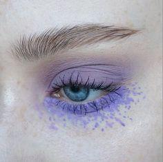 s l u s h | @katvondbeauty Metal Matte palette (linen, ribbon) + @nyxcosmetics liquid liner in Vivid Petal | Brows: @anastasiabeverlyhills clear brow gel + @narsissist Bellissima duo | #mua #makeupartist #artist #eyes #blueeyes #freckles #skin #mine #mywork #eyemakeup #glotter #glam #red #purple #eyeshadow #abstract #editorial #editorialmakeup #brows  #smokey #smokeyeye #smudges #lashes #katvond #nars #anastasiabeverlyhills #nyx #nyxcosmetics