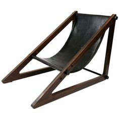 Rosewood Brazilian Sling Chair