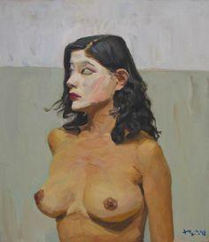 LIU XIAODONG http://www.widewalls.ch/artist/liu-xiaodong/ #contemporary #art #newrealism