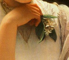 "Charles Edward Perugini -  ""Girl Reading"" or ""A Fair Student"" (1878)."