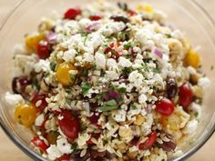 Get Mediterranean Orzo Salad Recipe from Food Network