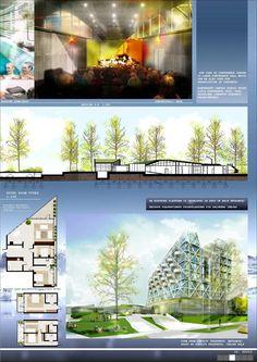 [A3N] : The international Hotel Liesma design competition ( Jurmala, Latvia ) / Agate Eniņa (Latvija )