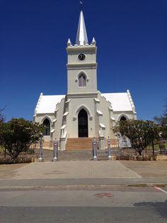 NG Kerk - Prins Albert RSA