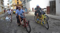 German e-bikes conquering the Cuban market  #ebike