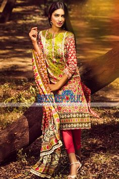 Khaadi Eid Collection 2015 Embroidered Cambric