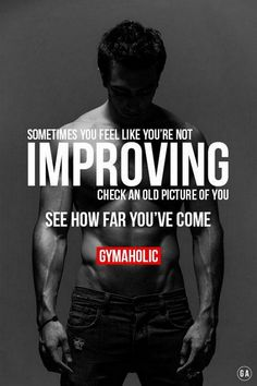 Gymaholic motivation to help you achieve your health and fitness goals. Try our free Gymaholic Fitness Workouts App. Sport Motivation, Fitness Studio Motivation, Lifting Motivation, Health Motivation, Weight Loss Motivation, Morning Motivation, Workout Motivation Pictures, Funny Gym Motivation, Cycling Motivation